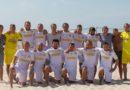 Кубок Латвии по пляжному футболу у лиепайской команды