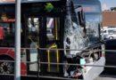 ДТП с участием автобуса – есть пострадавшие