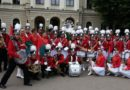 Лиепайчане на Вселатвийском празднике песни (видео, фото)
