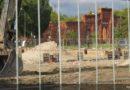 Жители Военного городка возмущены вырубкой деревьев