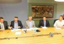 Подписан протокол о создании индустриального центра