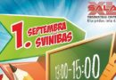 Т/Ц «XL Sala» приглашает на праздник – начало учебного года