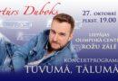 27 октября в Лиепае состоится концерт Артура Дубокса «Tuvumā, tālumā…»