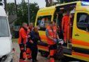 В Военном городке ДТП: Opel врезался в маршрутку (фото)