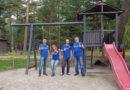 Новая площадка в Беберлини – общественный проект