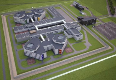 Строительство новой тюрьмы в Лиепае может начаться раньше, чем планировалось