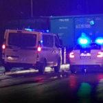 Лиепая: человек попал под колеса поезда (видео)