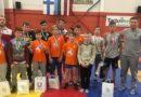 Борцы вернулись из Эстонии с призовыми местами