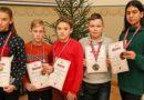 Лиепайские шахматисты завоевали призовые места в Вентспилсе