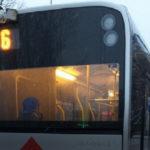 Лиепая: ребенок в автобусе потерял кошелек