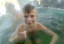 Лиепайский блогер побывал в Беберлини на Крещение (видео)