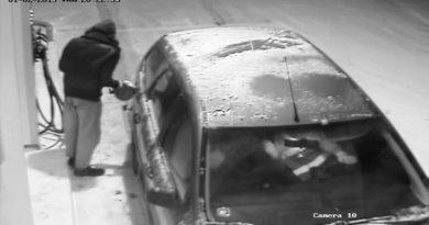 Рига-Лиепая: разыскиваются подозреваемые за кражу топлива