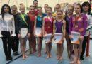 Лиепайские гимнастки успешно стартовали в этом сезоне