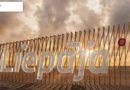 На пляже буквы «Liepāja» предстанут в новом исполнении