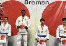 На международном турнире по дзюдо выступили спортсмены из Лиепаи
