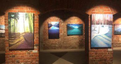 В галерее «Romas dārzs» выставка художника Гунтарса Закиса