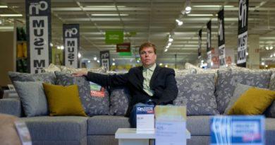 Магазины мебели Asko и Sotka возвращаются в Латвию