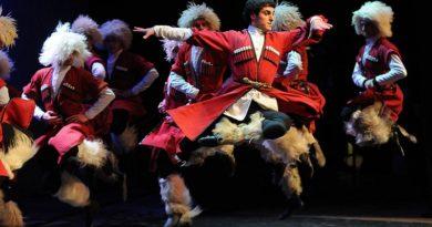 В Лиепае выступит Королевский национальный балет Грузии