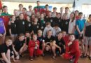 Лиепайские пловцы успешно выступили в Вентспилсе