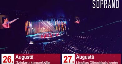 27 августа грандиозный проект Михаила Турецкого – «SOPRANO»