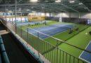 В субботу в 12:00 состоится открытие Теннисного холла