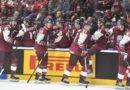 Латвия начала чемпионат мира по хоккею с победы