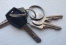 На перекрестке улиц Арнольда и К.Волдемара найдена связка ключей