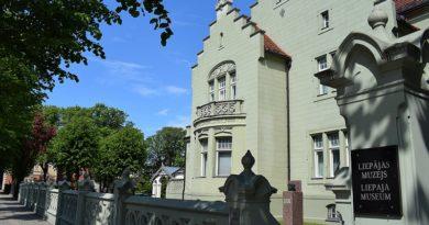 Лиепайский музей работает в летнем режиме – ежедневно