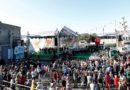 «Встрече парохода «Саратов» -100»: на набережной собрались сотни горожан