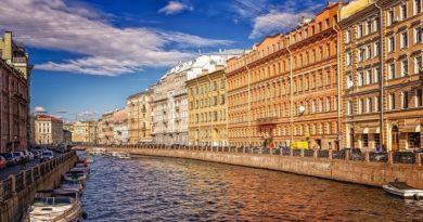 В Санкт-Петербурге и Ленинградской области также введут электронные визы