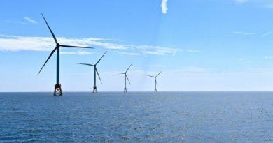В Балтийском море может появиться большой парк ветрогенераторов