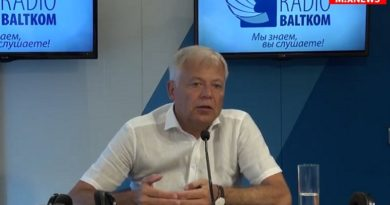 Большое интервью с Улдисом Сесксом на радио Baltkom
