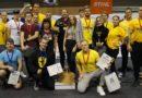 Соревнования по пауэрлифтингу – лиепайская команда одержала победу