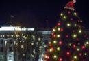 """Открытие елки 1 декабря – вокруг """"Площади роз"""" ограничения в движении"""