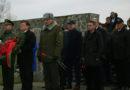 В Курземе почтили память героя Советского Союза