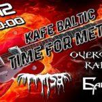 Лиепайчан приглашают на «X-Mas Metal Party»
