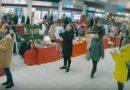 Флешмоб в Лиепае: мировой хит прозвучал в Т/Ц Остмала (видео)