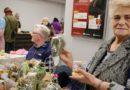 Прошла Рождественская ярмарка с участием сениоров (видео)