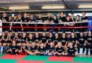 В субботу пройдет Открытый чемпионат по кикбоксингу среди детей