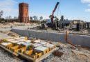 В фундамент нового здания «Interspiro Production» заложена капсула времени
