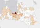 В Лиепае выросло число заболевших covid-19 (+ новая карта)