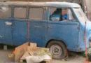 В Чили нашли единственный сохранившийся микроавтобус RAF-977 «Latvija»