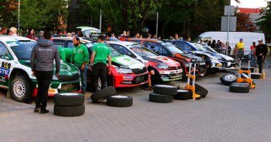Этап чемпионата Европы по ралли «Rally Liepāja» переносится на август