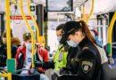 Ношение масок в общественном транспорте больше не является обязательным