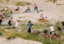 С 1 июня возобновятся бесплатные тренировки на пляже