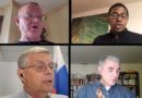 Американский хор спел советскую песню военных лет «Три танкиста» (видео)
