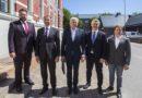 Министр экономики положительно оценил предпринимательскую среду Лиепаи