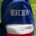 В парке Райня найден рюкзак. Поможем найти владельца!