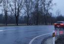 Из-за наступившей оттепели большинство дорог – скользкие
