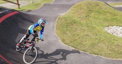 В Гробине открылась новая многофункциональная велотрасса